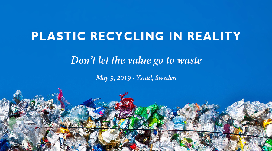 Plastic Recycling in Reality
