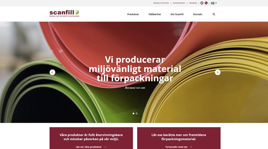 Välkommen till vår nya webbplats!
