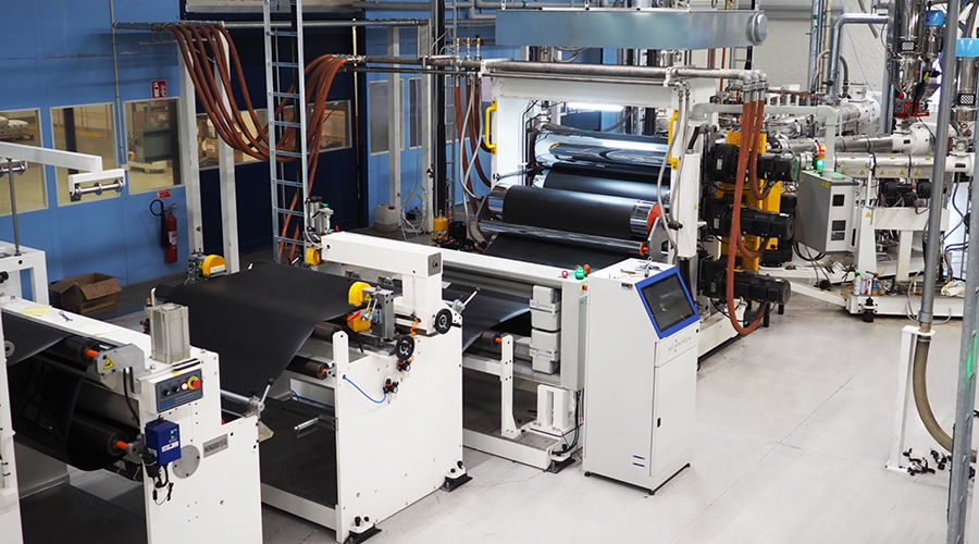 Scanfill invests in a new production line