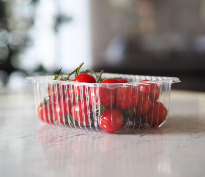 Scanfoil PP Hiclear Hållbara-plastförpackningar livsmedel