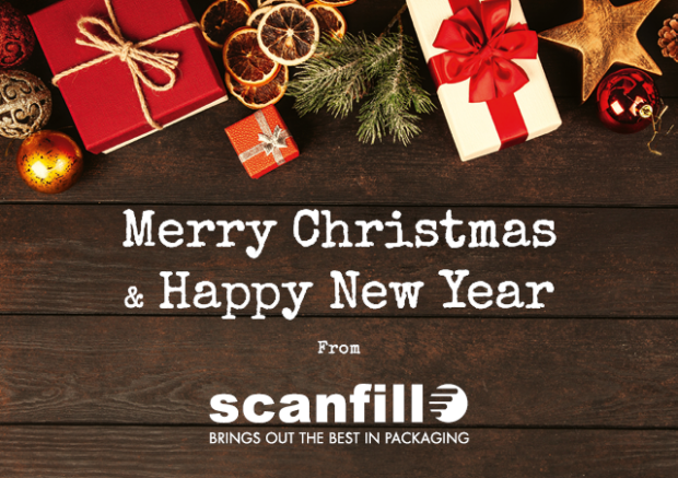Merry Christmas and Happy New Year from Scanfill